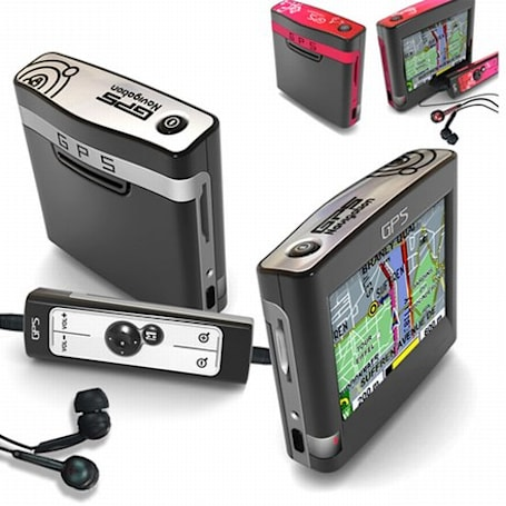 Prober P360 GPS / PMP handheld does it all
