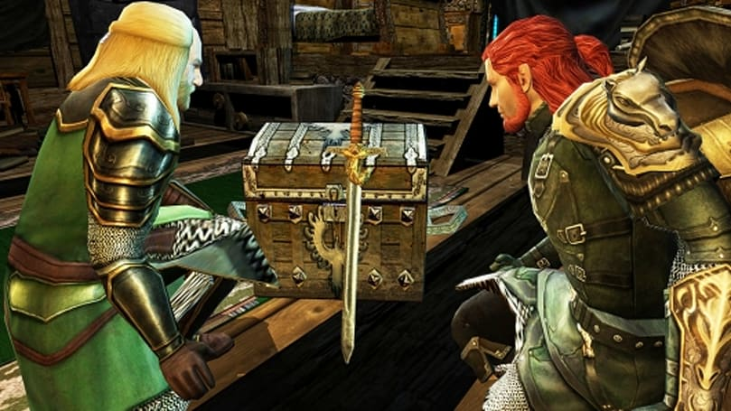 Humble Bundle includes LotRO Steely Dawn pack