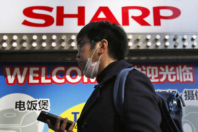 Foxconn and Sharp reportedly sign takeover deal on March 31st (update: official)