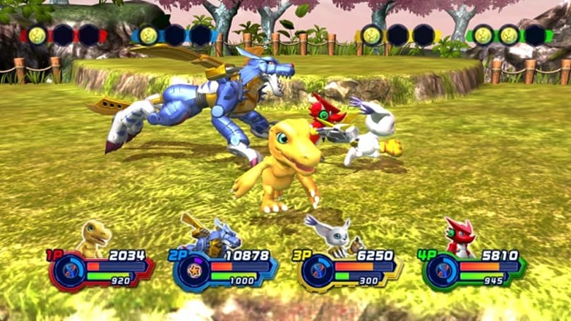 Digi-duke it out in Digimon All-Star Rumble this November
