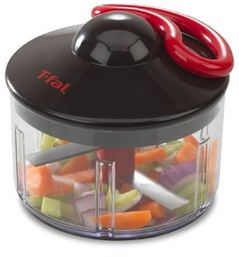 T-fal Ingenio Hand-Powered Rapid Food Chopper