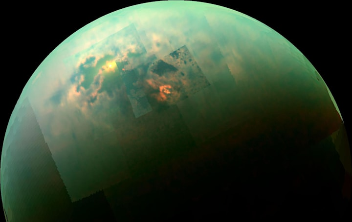 Cassini flybys probe the depths of Titan's methane sea