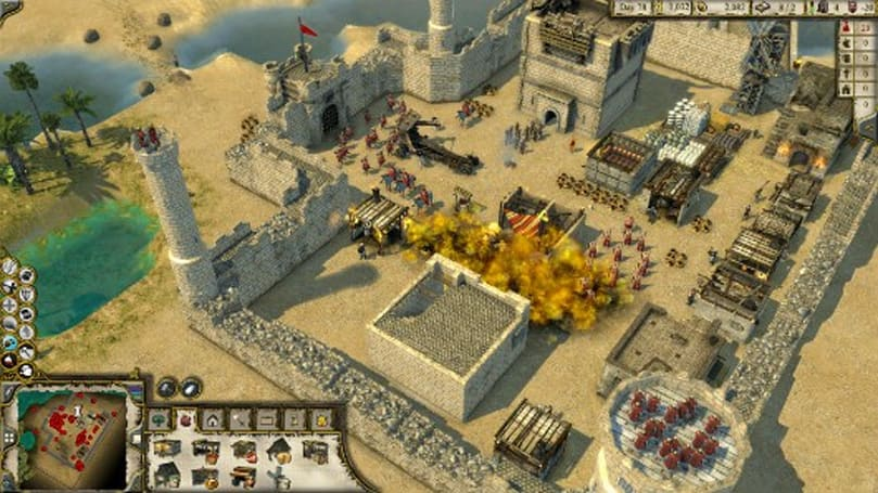 Stronghold: Crusader 2 dev modernizes its strategy-sim with new technology