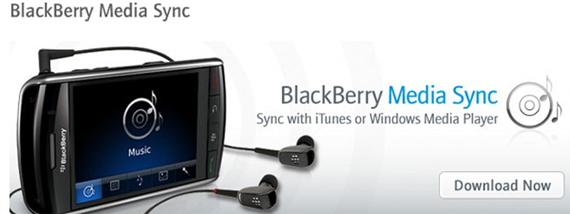 BlackBerry Media Sync hits version 3.0 with 2-way photo management