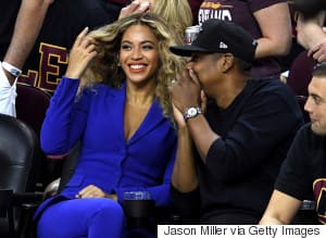 Only Beyonce Could Steal The Show At The NBA Finals