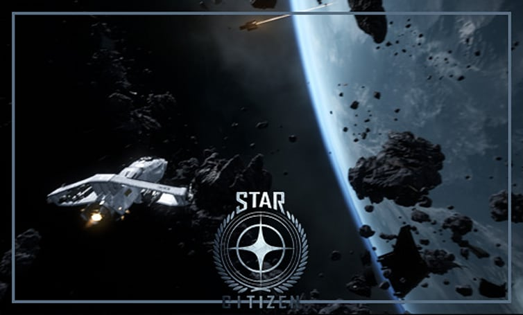 The Stream Team:  Scoping out Star Citizen