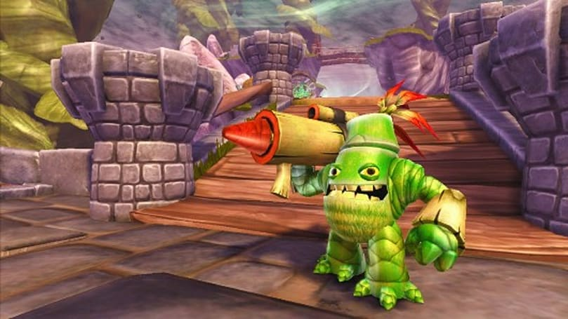 Three new Skylanders shock, burn and boom into Spyro's Adventure