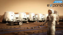 A colony on Mars will be the 'next giant leap for mankind'
