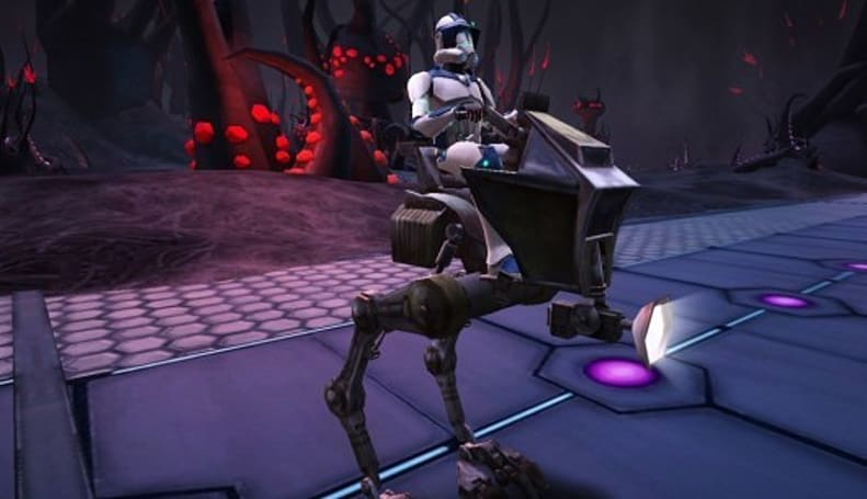 Clone Wars Adventures launches open-world combat expansion