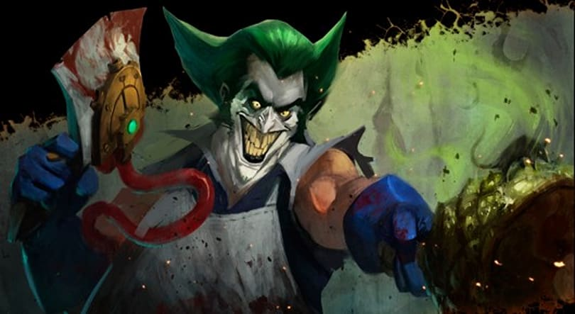 Gaslight Joker spotlighted in new Infinite Crisis gameplay vid