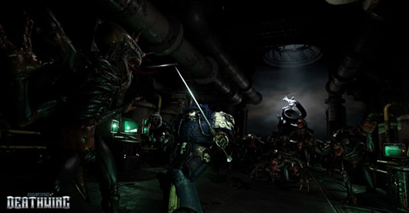 Space Hulk: Deathwing coming to PS4 in 2015