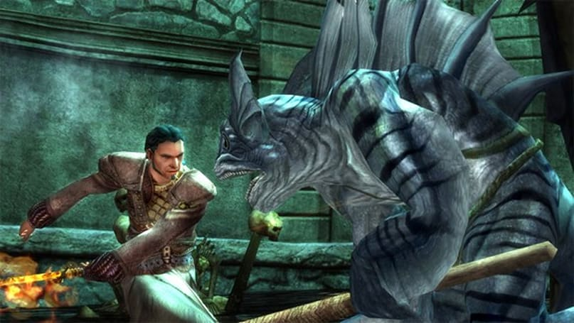 The forgotten MMO: Dungeons and Dragons Online