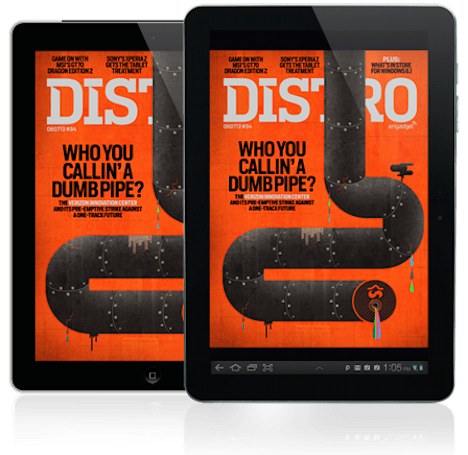 Distro Issue 94: Verizon Innovation Center and its pre-emptive strike against a one-track future