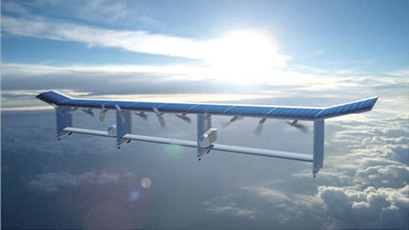 DARPA sets sights on aircraft capable of five-year flight
