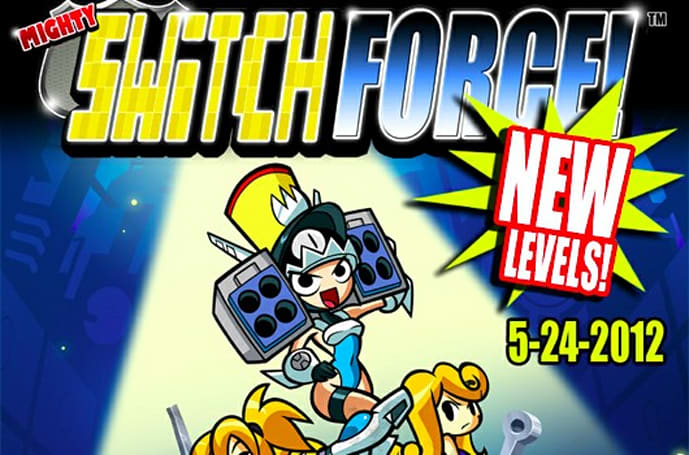 NintendoWare Weekly: Mighty Switch Force update, Game & Watch Gallery 2