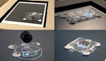 Madget physical controls for multitouch surfaces move themselves, blow our minds (video)