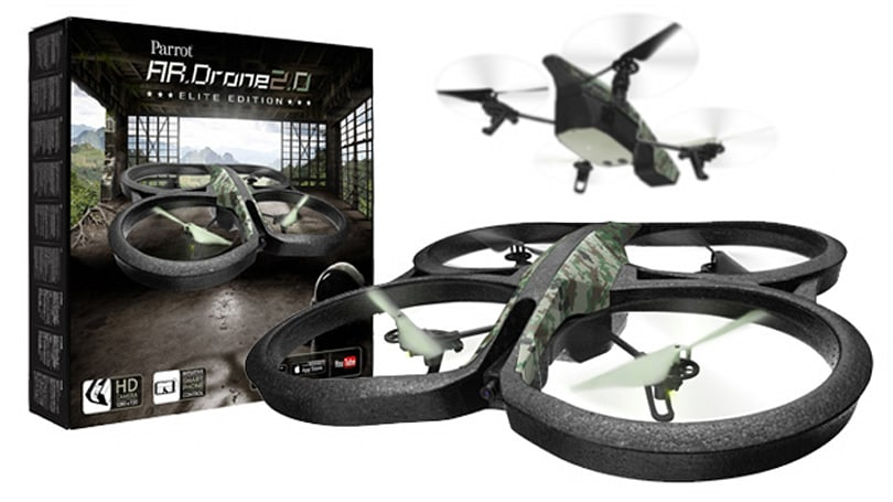 Engadget giveaway: win an Elite Edition AR.Drone courtesy of Riviera Partners!