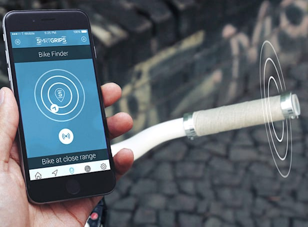 Give your bike a sense of direction with these smart handlebars