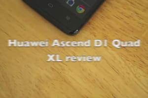 Huawei Ascend D1 Quad XL Review