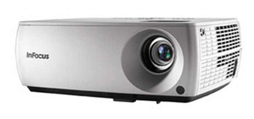 InFocus launches new IN2100 DLP projector series