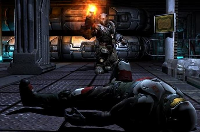 Quake 4 is up for download on Macs