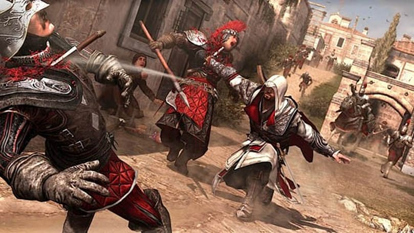 Another 'big' Assassin's Creed next year, Brotherhood sells over 1M in Europe