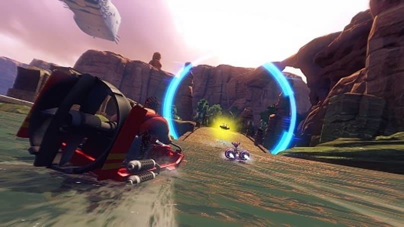 Sonic and All-Stars Racing Transformed makes a splash with launch trailer