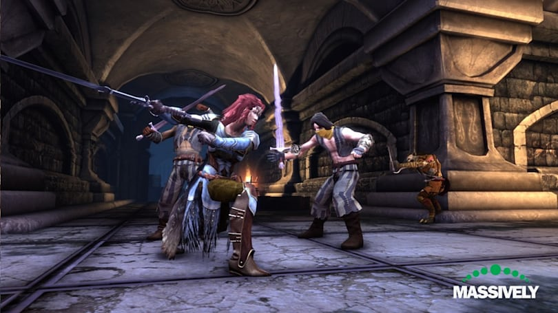 The Daily Grind: What's the goofiest class name in an MMO?