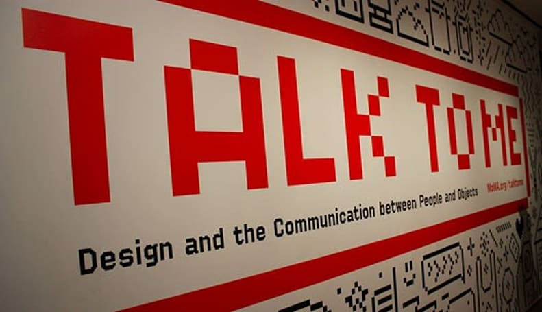 Walk with me through the MoMA's 'Talk To Me' gaming exhibit