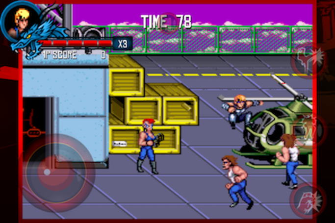 Double Dragon Trilogy is a throwback to addictively frustrating gameplay and early in-app purchases