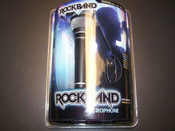 Wii coming to Rock Band, Rock Band Premium Microphone not coming to Wii