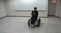 Permoveh personal vehicle prototype can travel sideways, diagonally (video)