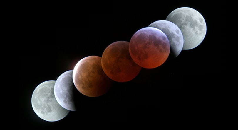 A total lunar eclipse is happening tonight, and here's how you can watch