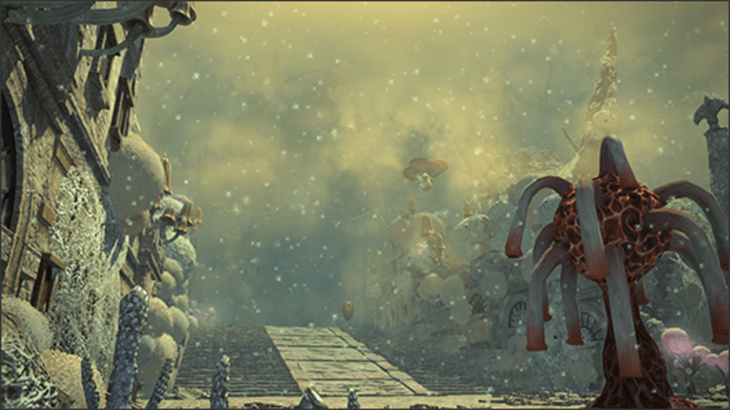 Final Fantasy XIV previews the new dungeons of patch 2.2