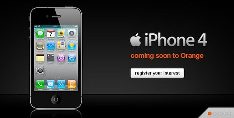 Orange and O2 announce UK iPhone 4 pricing