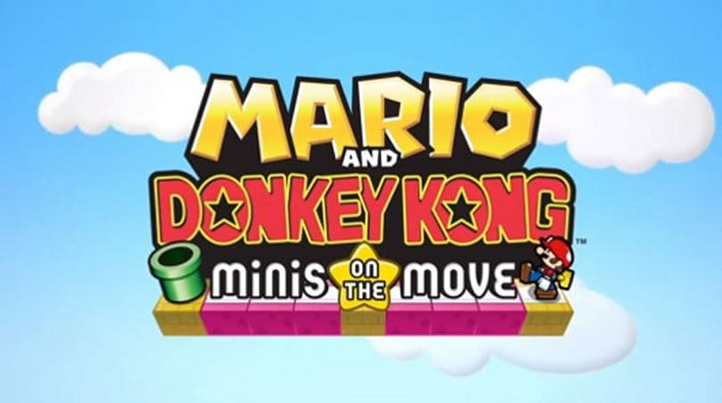 New Nintendo eShop releases: Mario and Donkey Kong, Xevious, Solomon's Key