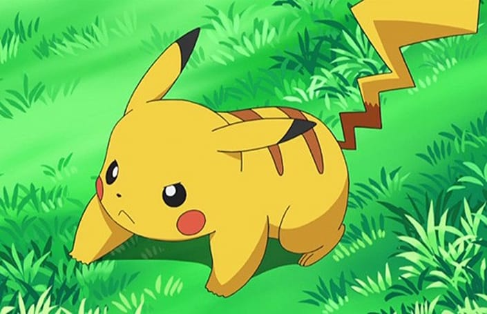 Witness the horrors of Pokémon combat through Pikachu's eyes