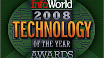 Apple among InfoWorld's Tech of the Year