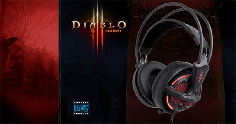 Review: SteelSeries Diablo 3 headset shines
