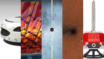 フォードがロボット掃除機風の乗り物を開発・四角い穴を開けるドリル用パーツ・ホームレスなブラックホール(画像ピックアップ56)