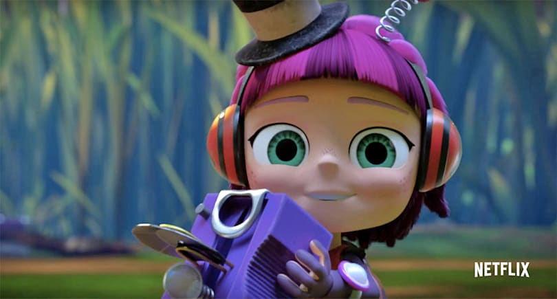 Netflix kids series 'Beat Bugs' features music of The Beatles