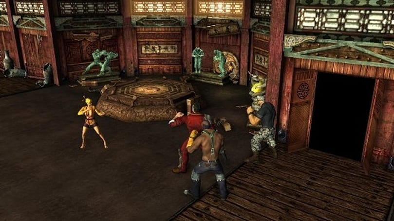 Double Dragon 2 remake busting chops on XBLA April 5, XBLM deals