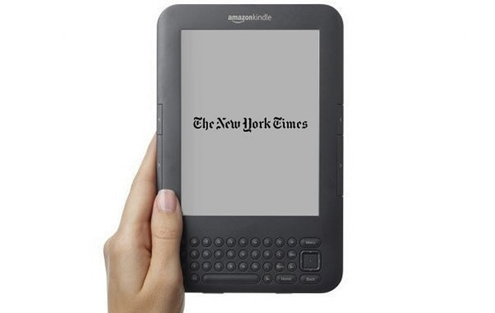 Kindle subscription to the New York Times will net you free web access as well