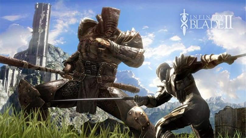 It's not just you: Epic aware of Infinity Blade 2 issues on iPod Touch, iPad 1
