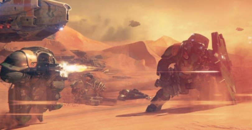Destiny previews its endgame systems