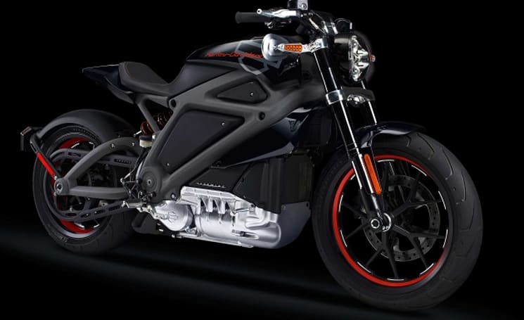 Harley-Davidson's first electric motorcycle is Project LiveWire and you can ride it