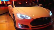 Riding shotgun in Tesla's fastest car ever