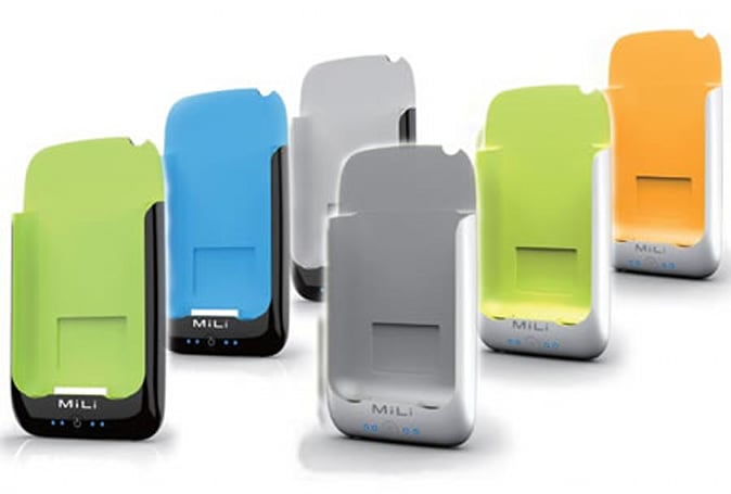Mili Phonesuit Power Pack for iPhone adds some style, weight to your device