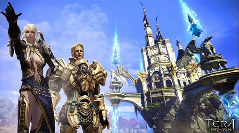 Skycastles coming to TERA on February 24