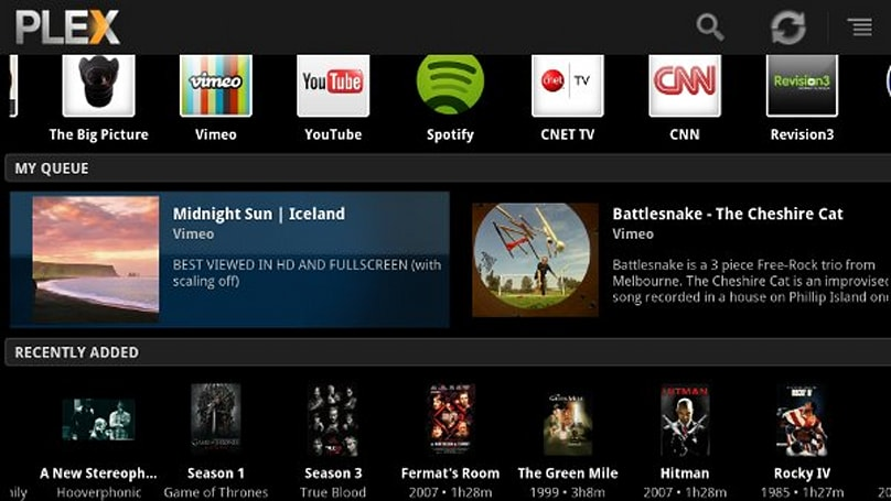 Plex hops on the Google TV train, finds it has plenty of room to stretch its legs